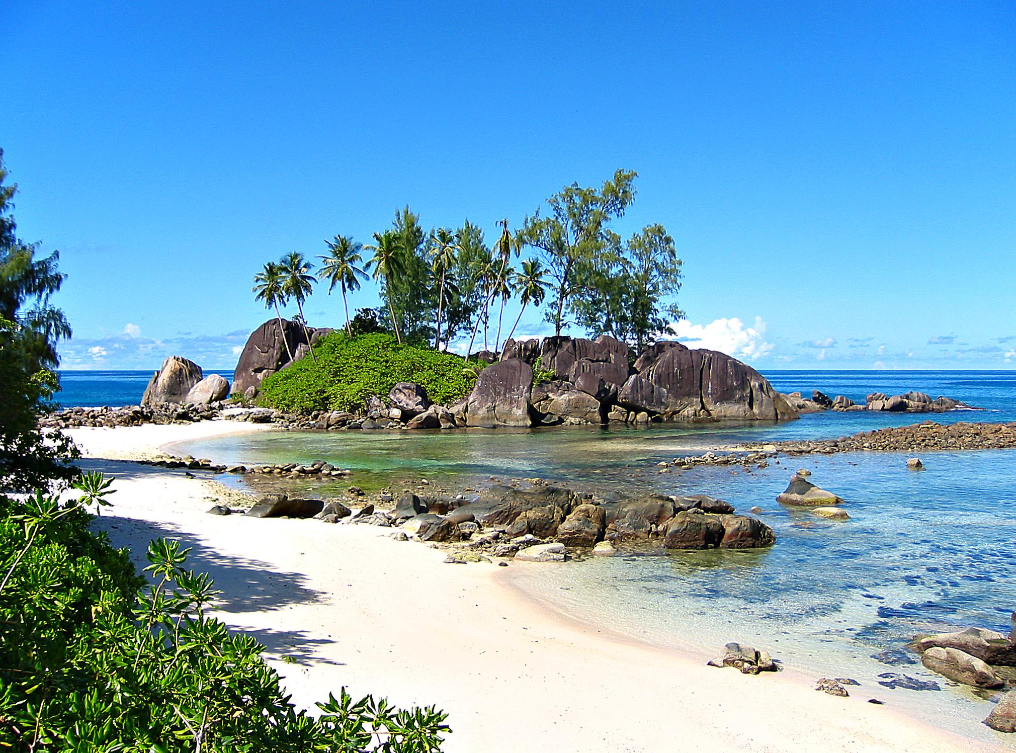 Sejšeli Seychelles_-_Anse_l'Islette